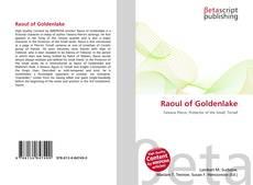 Raoul of Goldenlake kitap kapağı