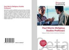 Bookcover of Paul Morris (Religious Studies Professor)