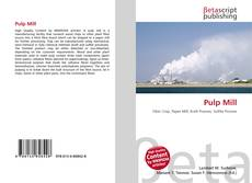 Bookcover of Pulp Mill
