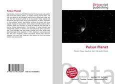 Capa do livro de Pulsar Planet