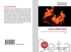 Buchcover von Pulse (2006 Film)