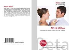 Capa do livro de Alfred Molina