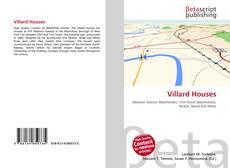 Bookcover of Villard Houses