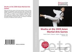 Buchcover von Wushu at the 2009 Asian Martial Arts Games
