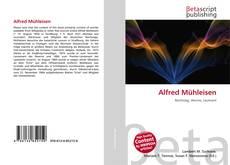 Capa do livro de Alfred Mühleisen