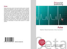 Bookcover of Pulse