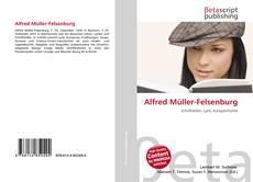 Buchcover von Alfred Müller-Felsenburg