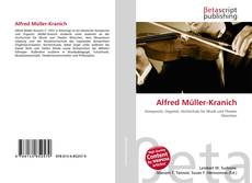 Alfred Müller-Kranich kitap kapağı