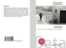 Sallneck的封面