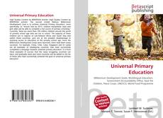 Couverture de Universal Primary Education