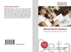 Buchcover von Alfred Neven DuMont