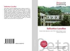 Couverture de Sallustius Lucullus