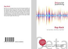Rap Rock的封面