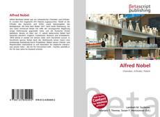 Capa do livro de Alfred Nobel