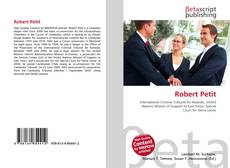 Robert Petit的封面
