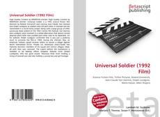 Buchcover von Universal Soldier (1992 Film)