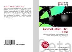 Обложка Universal Soldier (1971 Film)