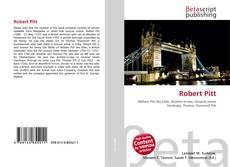 Bookcover of Robert Pitt