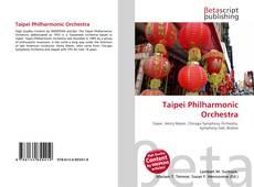 Portada del libro de Taipei Philharmonic Orchestra
