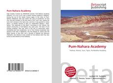Bookcover of Pum-Nahara Academy