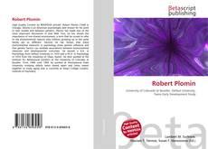Portada del libro de Robert Plomin