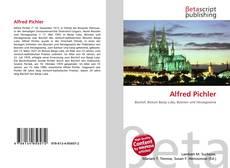 Buchcover von Alfred Pichler
