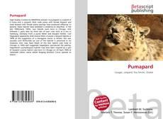 Portada del libro de Pumapard