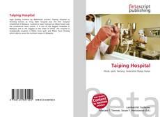 Borítókép a  Taiping Hospital - hoz