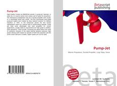 Pump-Jet kitap kapağı