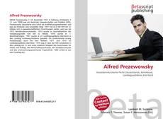 Couverture de Alfred Prezewowsky