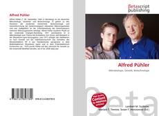 Bookcover of Alfred Pühler