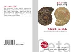 Alfred R. Loeblich的封面