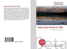 Bookcover of Napa River Flood of 1986