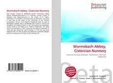 Capa do livro de Wurmsbach Abbey, Cistercian Nunnery