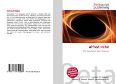 Buchcover von Alfred Rebe