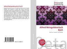 Bookcover of Alfred Reingoldowitsch Koch