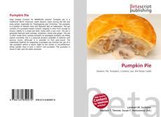 Buchcover von Pumpkin Pie