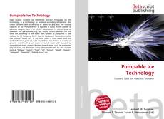 Bookcover of Pumpable Ice Technology