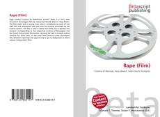 Bookcover of Rape (Film)