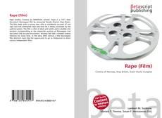 Buchcover von Rape (Film)