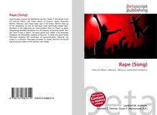 Bookcover of Rape (Song)
