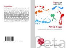 Alfred Rieger的封面