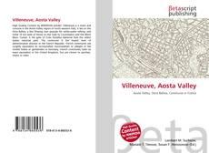 Capa do livro de Villeneuve, Aosta Valley
