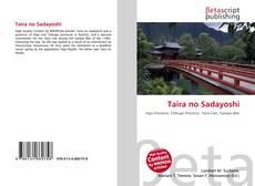 Bookcover of Taira no Sadayoshi