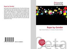 Bookcover of Rape by Gender