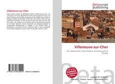 Capa do livro de Villeneuve-sur-Cher