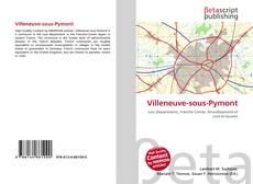 Capa do livro de Villeneuve-sous-Pymont