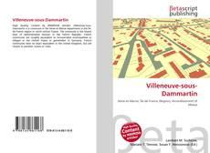 Capa do livro de Villeneuve-sous-Dammartin