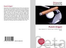 Portada del libro de Punch (Cigar)