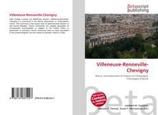 Capa do livro de Villeneuve-Renneville-Chevigny